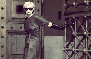 时尚是一种态度,向来与年龄无关!