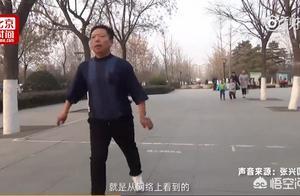 山东大爷自学鬼步舞,带出100多人队伍!
