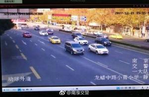 """南京警方通报""""飙车""""事件进展:三涉案者被刑拘"""
