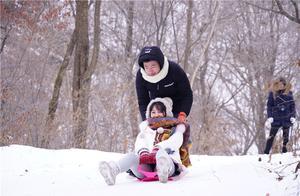 这是属于大东北冬天的快乐,来过的人才会知道到底有多美