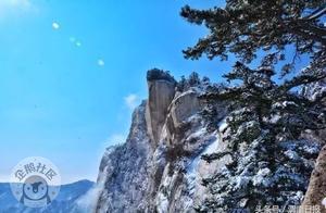 雪下的那么深,陕西雪景美的那么真!