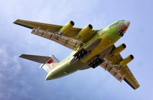 5年前的今天 我国自主研制的运-20运输机成功首飞!