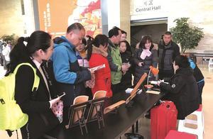 春节期间文博场馆火爆,日均三千人涌入无锡博物院