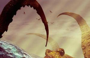 传说中的深海巨怪能达27米长?