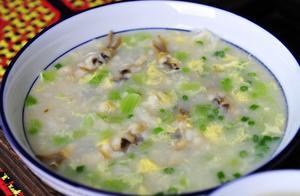 大碗喝才过瘾的海鲜疙瘩汤