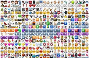想入手!当emoji表情变成了一双双萌爆你的平底鞋!