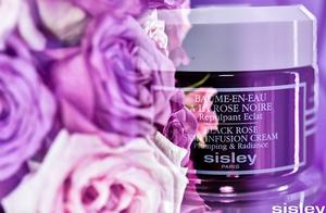 """Sisley法国希思黎全新""""黑玫瑰初恋霜""""打造弹润光采年轻肌——Sisley法国希思黎黑玫瑰焕采精华霜新品发布会"""
