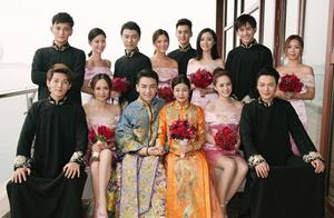 通宵赶稿八款设计 陈晓陈妍希婚礼幕后的藤薰人有多拼