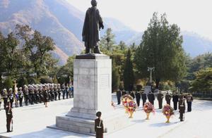 同仇敌忾!中朝两国隆重纪念抗美援朝70周年