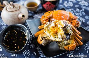 这只螃蟹卖32万一只,你不努力,可能连螃蟹都吃不起