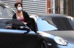 《使徒行者3》蔡思贝承认开男友姐姐豪车!曾被传插足杨怡罗仲谦