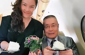 81岁刘诗昆再当爸,44岁太太拼女成功,网友:豪门争产前传?