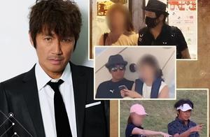 背着妻子出轨小25岁情人,56岁近藤真彥是八爪鱼转世吗?