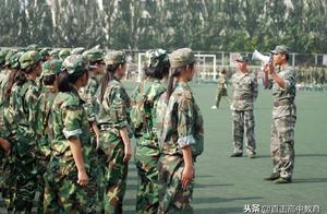 军训期间那些让人捧腹大笑的事