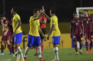 世预赛-菲尔米诺破门制胜 巴西1-0委内瑞拉 三战全胜领跑