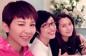 短发女神陈法蓉自曝25岁为华仔欲弃环球小姐,蔡少芬:我也愿意