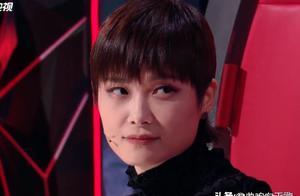 好声音:5强抢位战,李宇春导师2次转身却2次放弃,是为何?