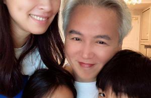 张庭10岁女儿被说丑,回应不靠脸是靠嘴吃饭,还说女儿有国际范