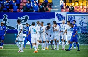大连2-0永昌总比分3-2逆转成功保级,林良铭、王耀鹏建功