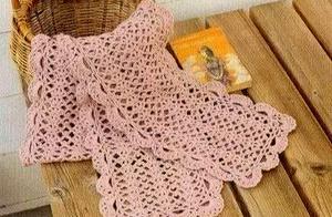 小姐姐们,又到给心爱的人织围巾的时候了,这些编织教程收好