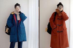 入冬怎么搭配才好看?54套日常保暖减龄的穿搭示范,好看又有型