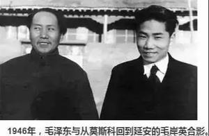 毛主席瞒住所有人珍藏儿子毛岸英遗物26年,父爱如山,让人感动