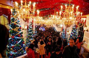 韩国佛教庆圣诞?N个圣诞节冷知识刷新认知