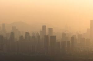 下半年来最严重的一次雾和霾来了