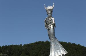 贵州剑河88米雕塑引争议 当地官员:不能因质疑就不做