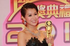 胡杏儿演技获郭敬明评最高级,难掩激动数度哽咽,公开感谢TVB
