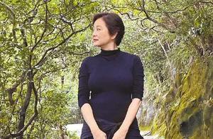不老女神林青霞,66岁依旧风韵犹存,不愧为徐克口中的难得一遇