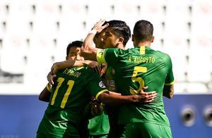 国安2-1首尔,金玟哉手球送点,阿兰、费尔南多建功