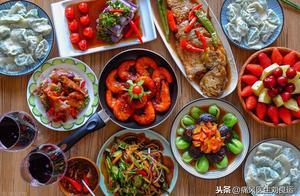 痛风春节饮食攻略,从年夜饭到家庭聚餐吃好喝好尿酸不高健康过年
