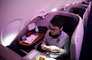 不乘坐航班也能吃飞机餐!航空公司推出套餐,半小时被预定一空