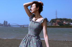 张钧甯终于换发型了,干练短发时尚又减龄,酷帅气质美得认不出