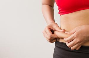 为什么四肢不胖,却有小肚子?4个方法减掉肚腩肉,恢复紧致腰腹