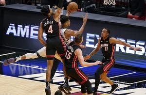 酣畅淋漓的复仇!雄鹿轰进27记三分,追平火箭的NBA历史纪录