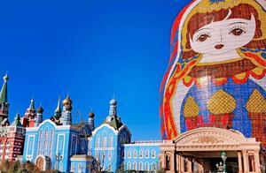 来内蒙古,享受带有俄罗斯特色的满洲里套娃