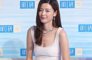 韩国十大长腿美女明星:全智贤