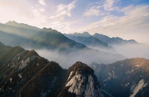 """一山分南北的""""华夏龙脉"""",如果没有秦岭会是什么样的中国!"""