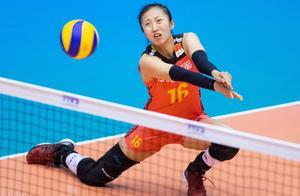 恭喜!中国女排首位跻身10年百大球星,曾是女排世界杯夺冠奇兵