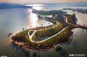 武汉东湖绿道,城市中心最好的休闲之地