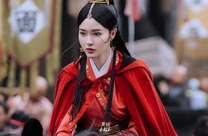 唐嫣复出首部作品《燕云台》,历史权谋or古偶大女主?