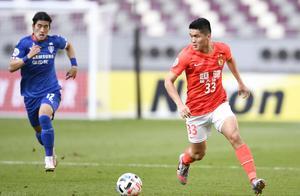 广州恒大0-0战平水原三星,张琳芃血染赛场伤退