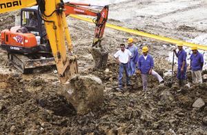施工挖断管道 小区一时断气