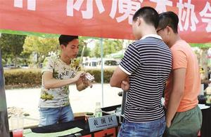 95后学生兴趣五花八门 武汉高校社团招新各显神通