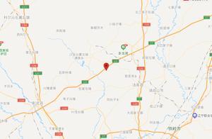 辽宁沈阳市康平县附近发生3.7级左右地震