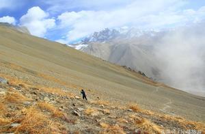 徒步尼泊尔安娜普尔纳大环线TiLicho lake遇到雪崩 风景美如画