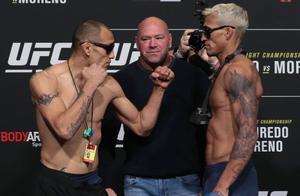 UFC256:轻量级已入围一人,奥利维拉击败