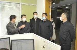 副市长卢林到高新区调研企业疫情防控和复工复产情况